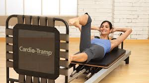 Cardio Tramp Pilates Shelbourne Physiotherapy Victoria BC